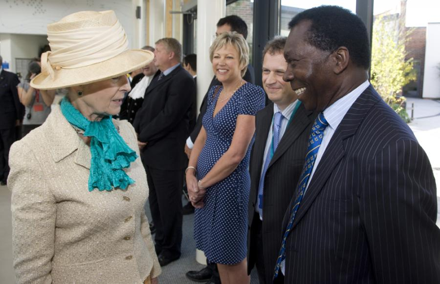 Ambrose with Her Royal Highness Princess Alexandra _J2Y3387 Sept 2011.jpg