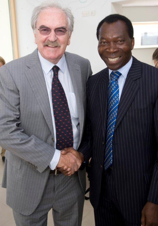 Royal visit - Des Lynam and Ambrose Harcourt.jpg